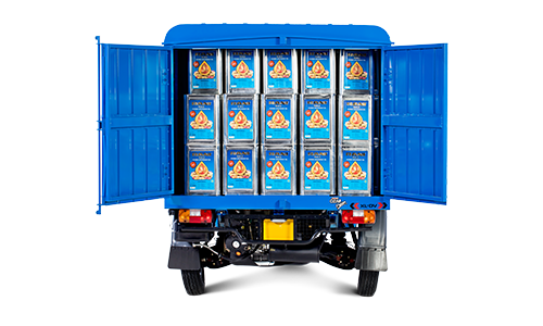 Edible Oil Tin Carrier