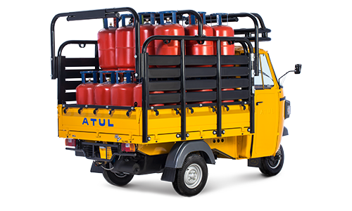 Gas Cylinder Carrier