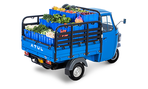 Vegetable Van