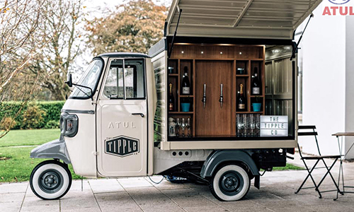 Wine on Wheels Application
