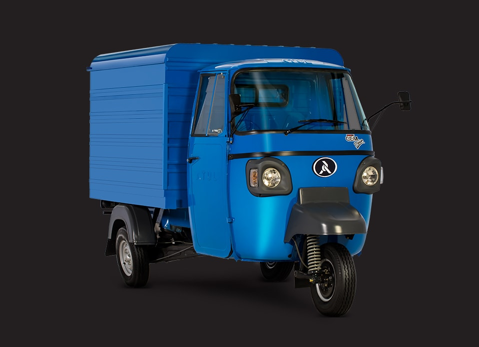 GEM Delivery Van